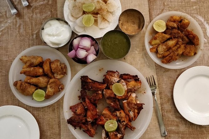 Amritsar Food Crawl