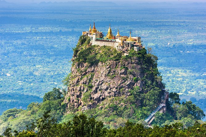 Day Tour to Mt Popa and Salay photo 3