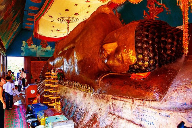 Phnom Kulen und Tonle Sap Sunset Cruise Day Tours