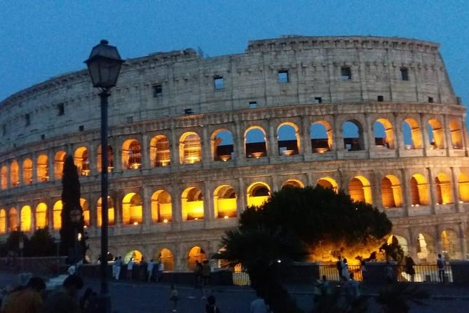 By Night Colosseum with Underground Access, Arena Floor (Skip the Line)