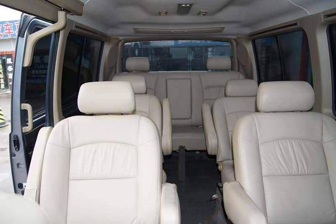 Transfer from Suzhou Downtown to Yangzhou Downtown Per Vehicle Price photo 4