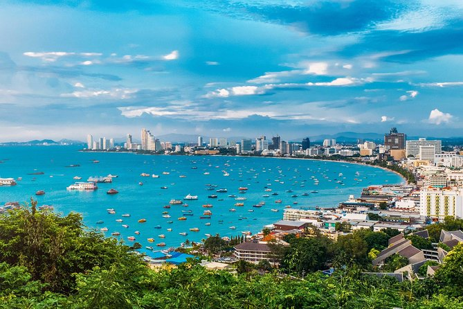 Pattaya & Coral Island (Koh Larn) Small Group Tour from Bangkok – Full Day