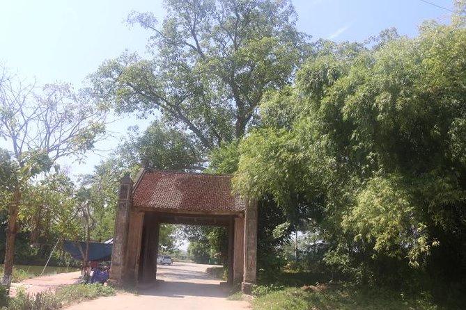 Duong Lam village Eco Tour