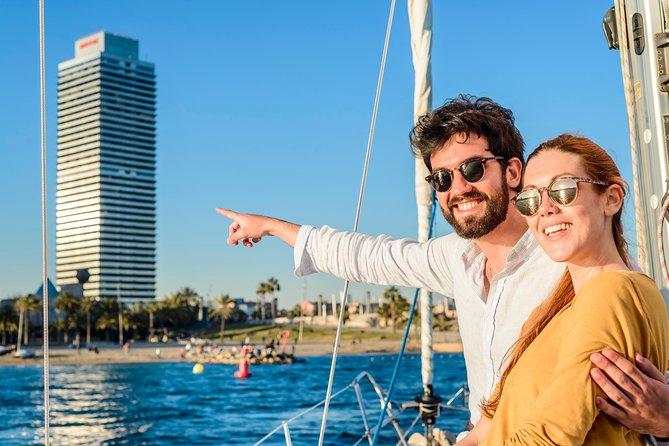 Barcelona Luxury Sunset Open Sailing Experience