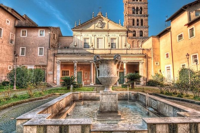 Trastevere Segreta: San Crisogono and Santa Cecilia