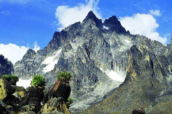 5 Days Mount Kenya Climbing Expedition