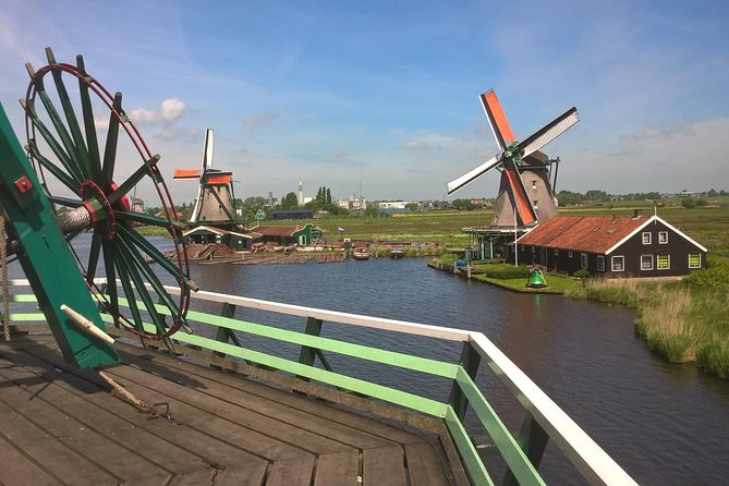 Small-Group Zaanse Schans Excursion from Zaandam