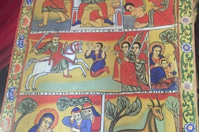Northern Ethiopia (Historic route)