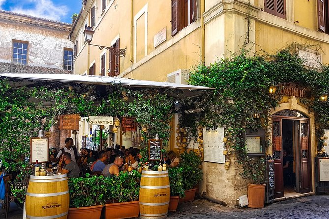 Private Walking Tour: Trastevere and Jewish Ghetto