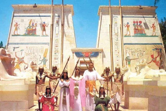 Half Day to The Pharaonic Village