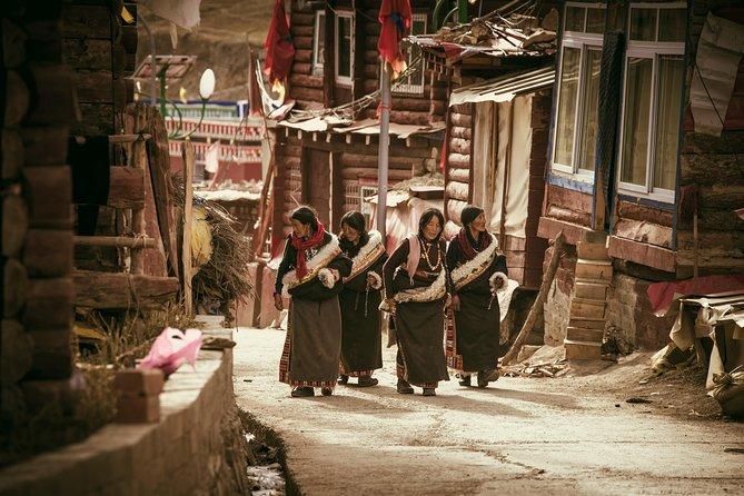 Tibet: Culture and Adventure Treking Tour