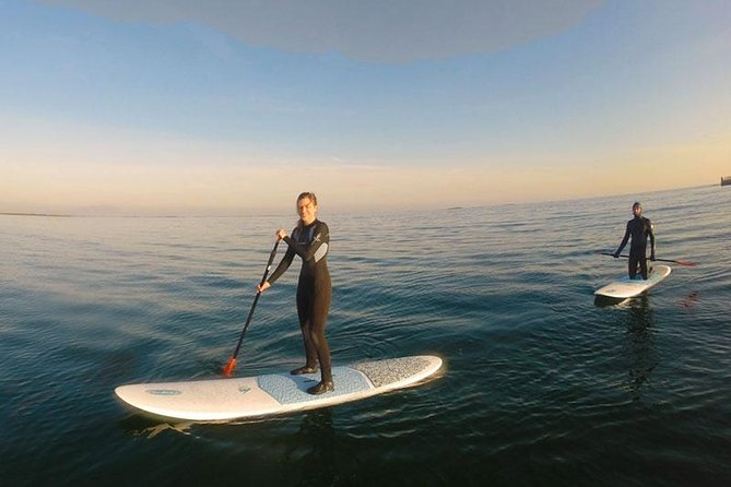 Stand-up paddle boarding. Mannin Bay. Guided. 2½ hours.