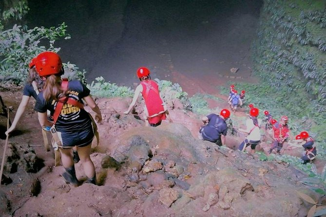 A Day Out from Yogyakarta: Jomblang Cave Tour