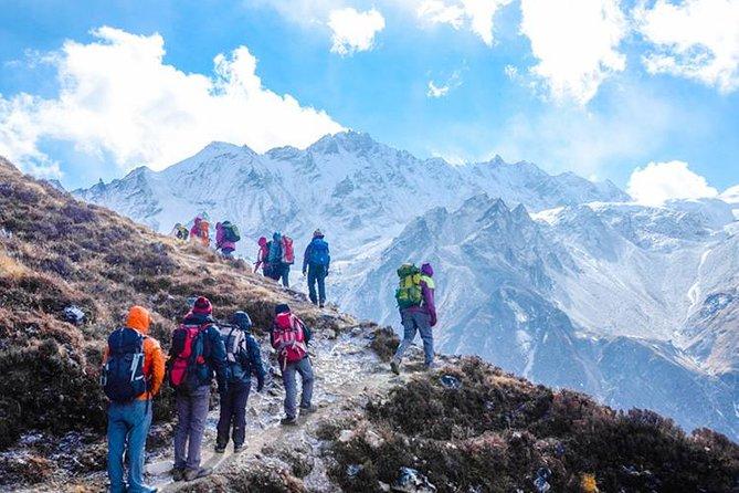 Nepal Kathmandu Trekking ( With Sightseeing ) In KTM