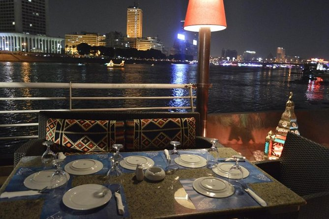 Visit to Cairo Dinner Cruise & Show - Nile Maxim photo 4