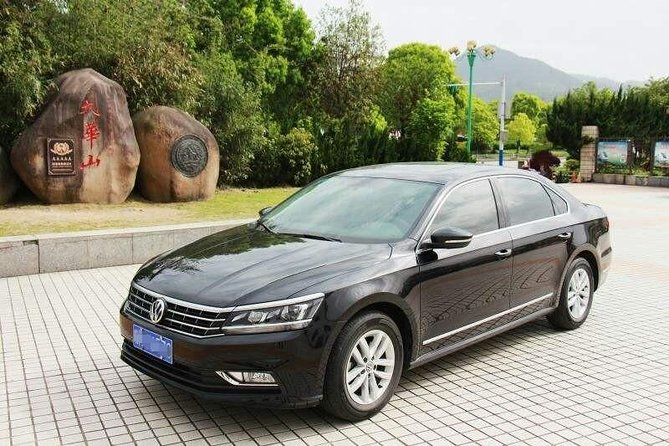 Transfer from Suzhou Downtown to Shanghai Pudong Airport Per Vehicle Price