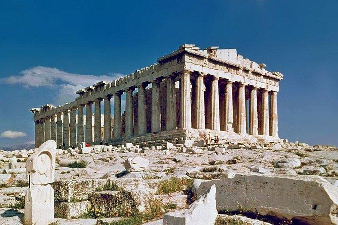 Athens Half Day Tour, Acropolis, Parthenon, Temple of Olympian Zeus & Hephaistus