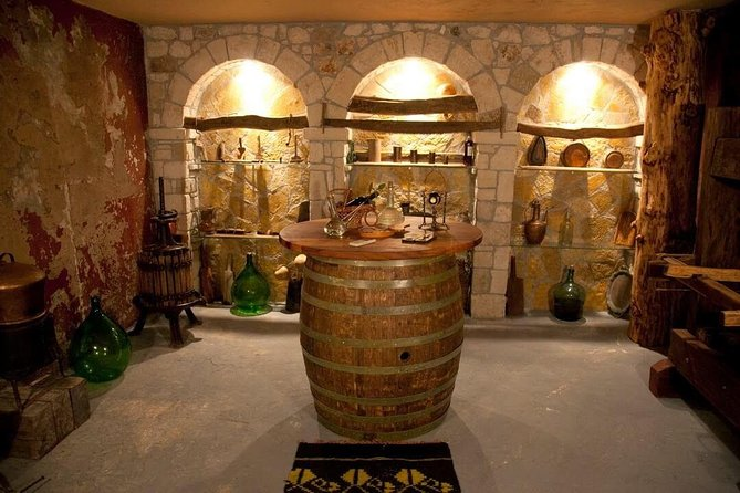 Wine Tour Athens - Nemea, Linos Museum of Winery, Zacharias & Lafkiotis Winery