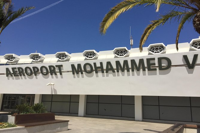 Private Transfer From Marrakech To Airport Casablanca