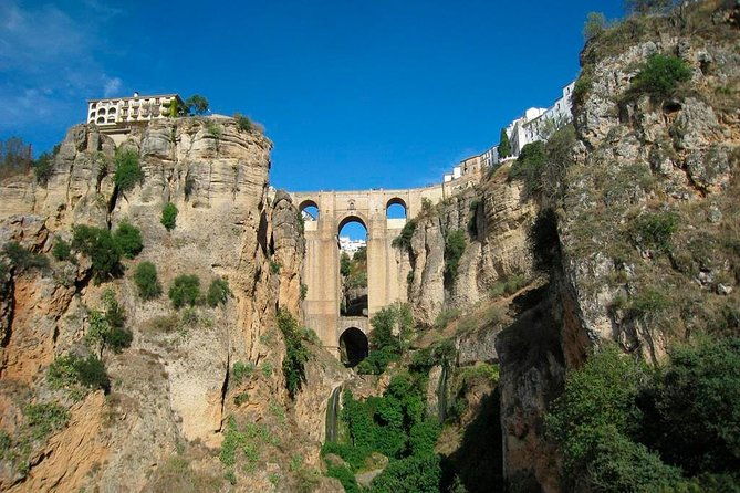 White Villages and Ronda Day Tour from Seville