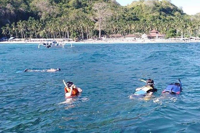 Manta Bay - Gamat Bay - Cristal Bay - Wall Penida Snorkeling Admission