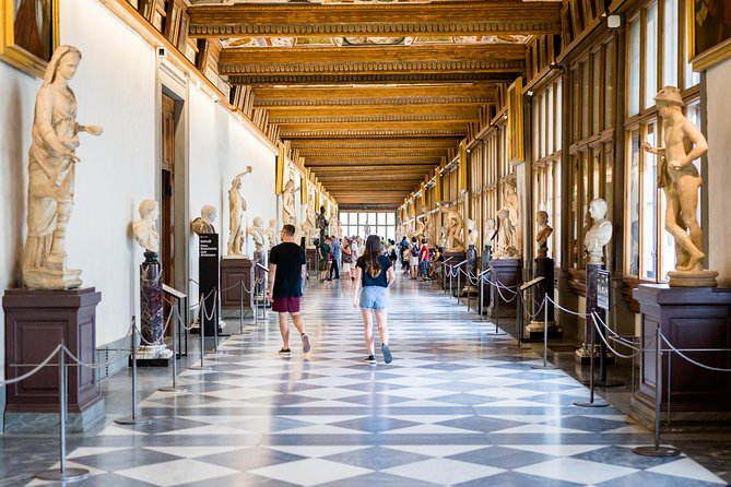 Semi Private Uffizi Gallery Guided Tour with Skip-the-Line photo 9