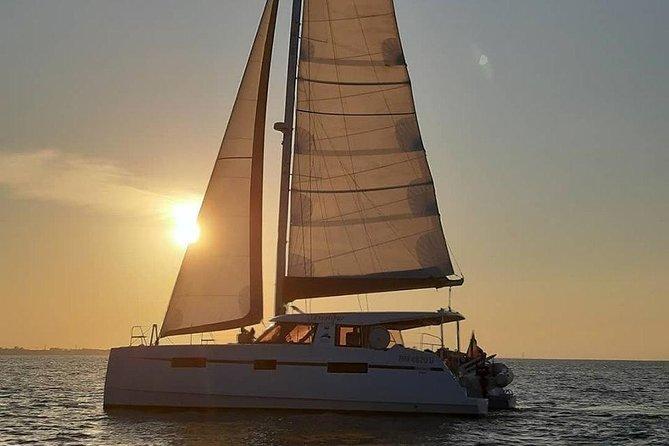 Day on the boat in Rimini