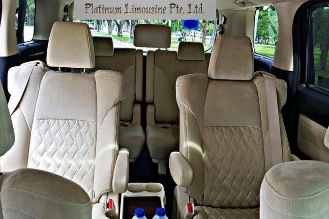 6 Seater Premium Alphard MPV