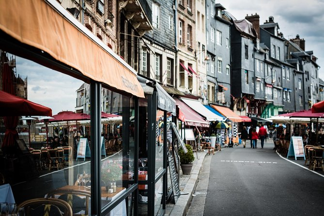 Honfleur Like a Local: Customized Private Tour