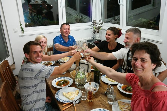 Home-hosted Cooking Class: Cook and Eat with Bosnian family