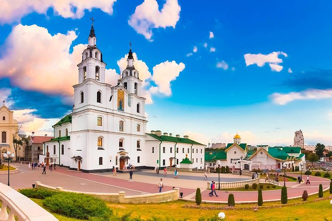 Minsk Panoramic City Tour