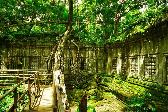 Hidden Temple of Beng Mealea and Kor Ker photo 5