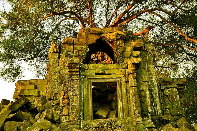 Hidden Temple of Beng Mealea and Kor Ker photo 10