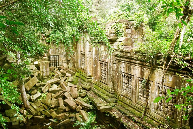 Hidden Temple of Beng Mealea and Kor Ker photo 6