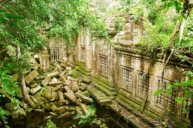 Hidden Temple of Beng Mealea and Kor Ker photo 11