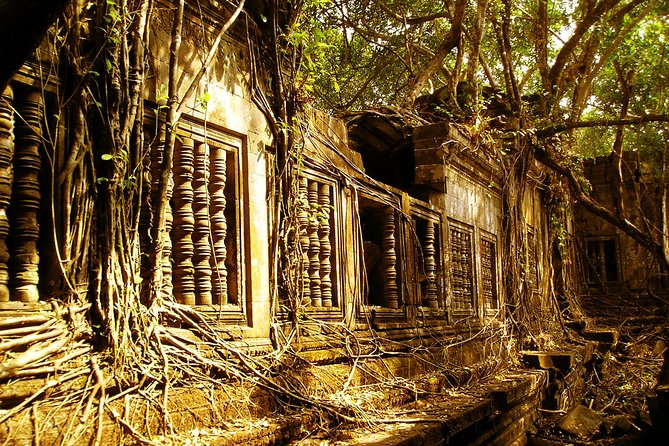 Hidden Temple of Beng Mealea and Kor Ker photo 12