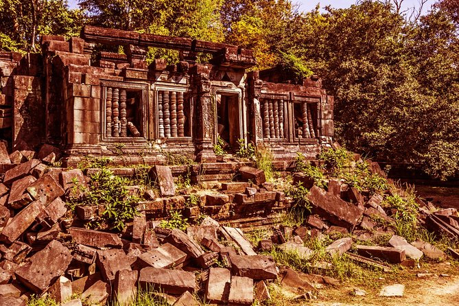Hidden Temple of Beng Mealea and Kor Ker photo 3