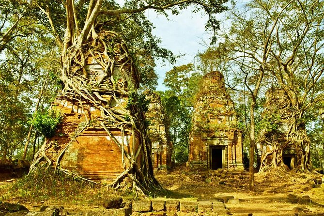 Hidden Temple of Beng Mealea and Kor Ker photo 2