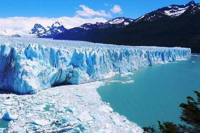 Perito Moreno Glacier Tour with Optional Boat Ride