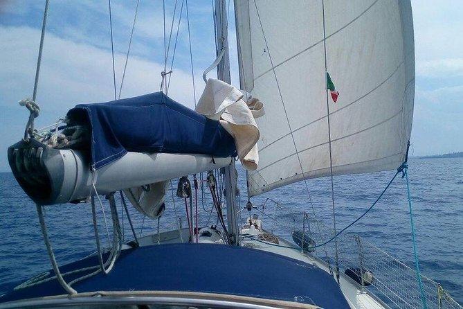 My sailing tour in Catania