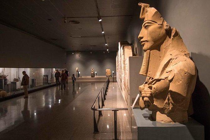 Luxor Museum & Mummification Museum