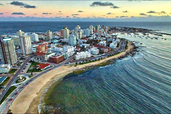 Dia inteiro City Tour Punta del Este - De Montevidéu, Uruguai