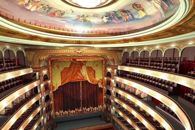 Tour Teatro Solis - Montevideo, Uruguay