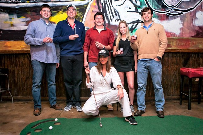 Nashville Bar Golf Game