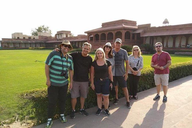 Private Taj Mahal & Agra Tour from Delhi by Car