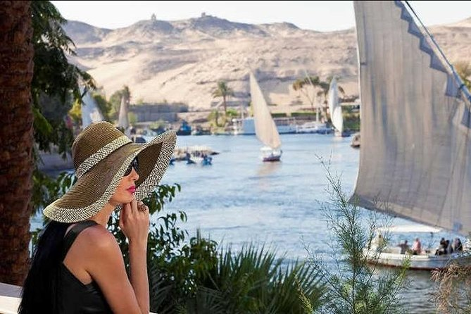 Half Day Boat Ride in Luxor w/ Visit to Banana Island