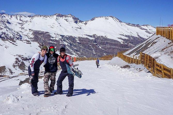 Valle Nevado and Farellones