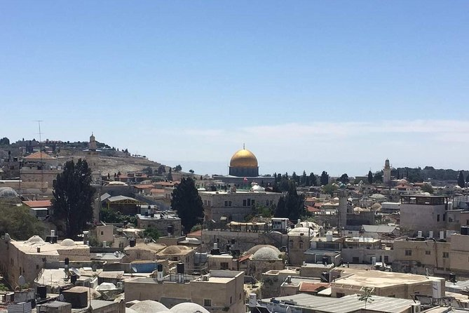 Religions - in the footsteps of King David, Jesus and Muhammad