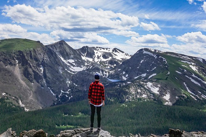 Discover Rocky Mountain National Park from Denver or Boulder