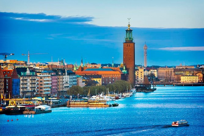 Stockholm Private city tour by VIP car with personal guide